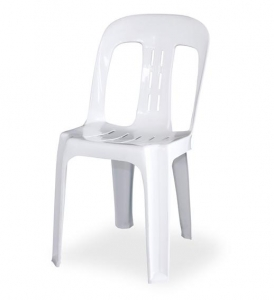 White Party Plastic Chair